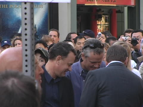 atmosphere at the robert zemeckis honored with a star on the hollywood walk of fame at hollywood boulevard in hollywood california - robert zemeckis stock videos and b-roll footage