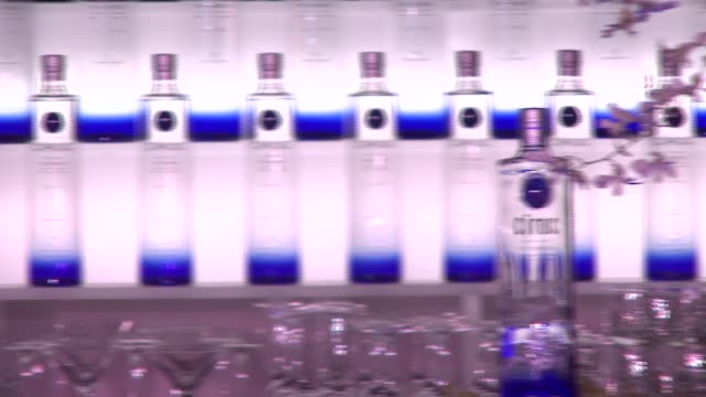 Atmosphere at the Sean 'Diddy' Combs Announces New Business Venture With Ciroc Vidka at Stone Rose in New York New York on October 24 2007