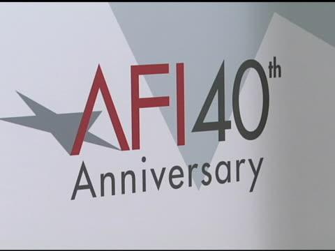 vídeos y material grabado en eventos de stock de atmosphere at the target presents afi's 40th anniversary at arclight cinemas in hollywood, california on october 3, 2007. - arclight cinemas hollywood