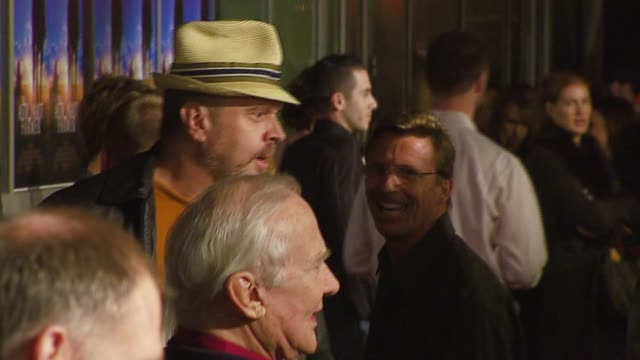 atmosphere at the 'the astronaut farmer' premiere at the cinerama dome at arclight cinemas in hollywood california on february 20 2007 - the astronaut farmer stock videos and b-roll footage