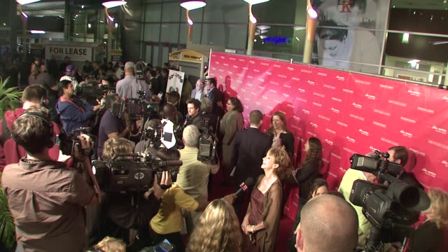 atmosphere at the 'the jane austen book club' premiere at arclight cinemas in hollywood california on september 20 2007 - book club stock videos & royalty-free footage