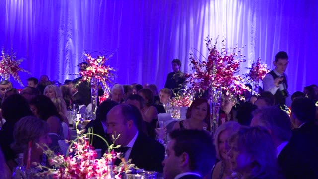 Atmosphere at the The Prince's Trust Spring Ball at London England