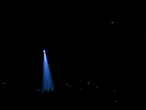 atmosphere at the tom petty and the heartbreakers go home to a sold out concert at university of florida stephen o'connell center in gainesville,... - sold out stock videos & royalty-free footage