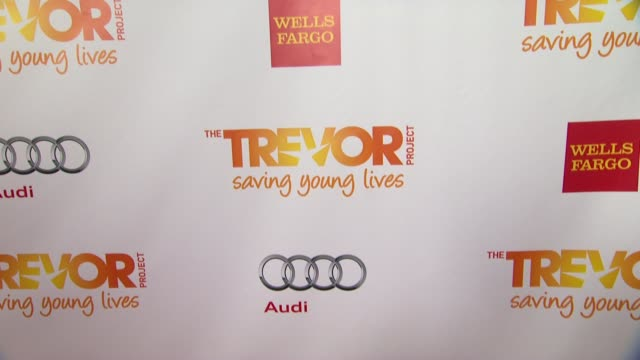 atmosphere at the trevor project's 2012 'trevor live' honoring katy perry on 12/2/12 in los angeles ca - the trevor project stock videos and b-roll footage