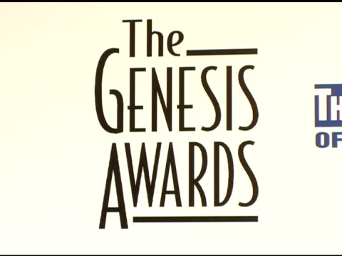 Atmosphere at the Twentieth Anniversary Genesis Awards at the Beverly Hilton in Beverly Hills California on March 18 2006