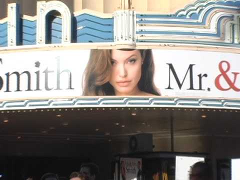 Atmosphere at the World Premiere of Mr Mrs Smith at Mann Village Theatre in Westwood CA