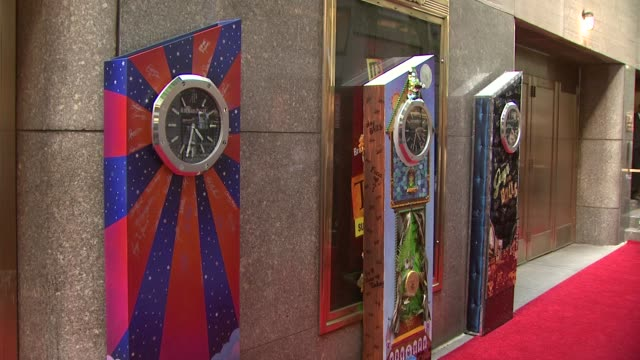 Audemars Piguet clocks on red carpet at the 63rd Annual Tony Awards Red Carpet at New York NY