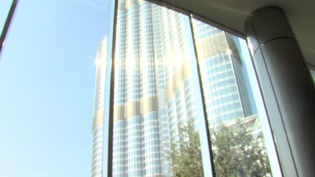 Atmosphere Burj Khalifa at the Mission Impossible Ghost Protocol Press Conference 8th Dubai International Film Festival UAE