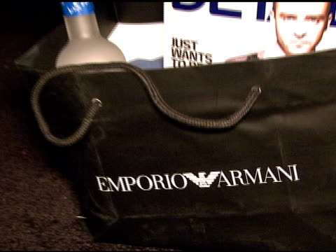 details and grey goose vodka at the details celebration of 2007 mavericks presented by emporio armani at private residence in brentwood california on... - grey goose vodka stock videos & royalty-free footage