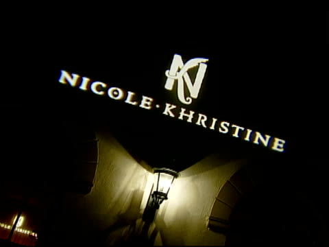 nicole khristine at the nicole khristine jewelry launch featuring dj am, grandmaster flash and macy gray performing the first ever turntable symphony... - macy gray stock videos & royalty-free footage