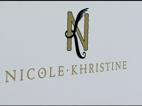 nicole khristine at the nicole khristine jewelry launch featuring dj am, grandmaster flash and macy gray performing the first ever turntable symphony... - メイシー グレイ点の映像素材/bロール