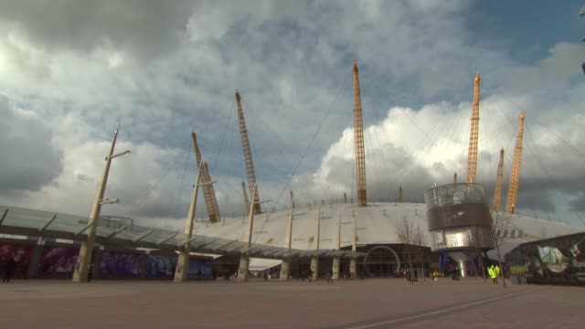 atmosphere o2 arena at the michael jackson this is it performances announcement at london - the o2 england stock videos & royalty-free footage