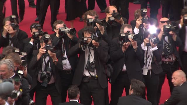 Photographers at the Cannes Film Festival 2009 Opening Night/Up Steps at Cannes