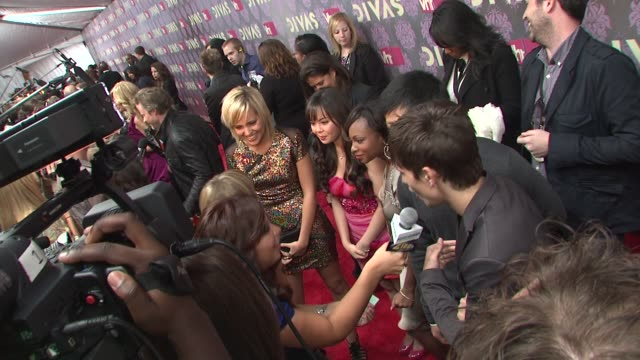 signage and guests at the 2009 vh1 divas red carpet at new york ny - vh1 divas stock videos and b-roll footage