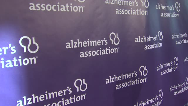 Signage at the 19th Annual 'A Night At Sardi's' Benefitting The Alzheimer's Association at Beverly Hills CA