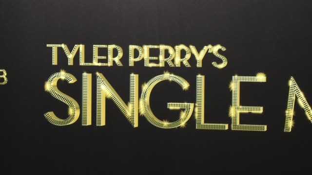 vídeos y material grabado en eventos de stock de atmosphere signage at tyler perry's the single moms club los angeles premiere at arclight cinemas cinerama dome on march 10 2014 in hollywood... - cinerama dome hollywood
