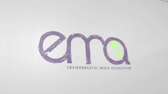 atmosphere the 18th annual environmental media awards benefiting the environment at the the 18th annual environmental media awards benefiting the... - environmental media awards stock videos & royalty-free footage