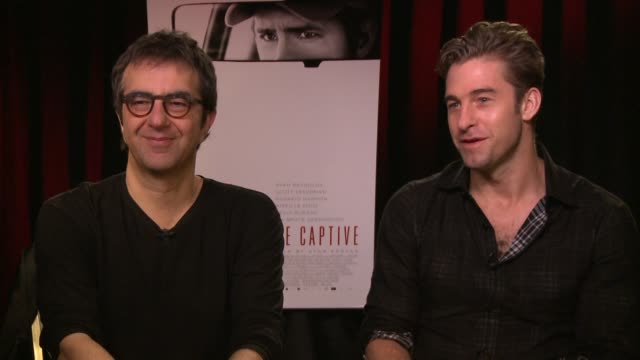 Atom Egoyan and Scott Speedman on how the landscape in this film was important to the narrative Scott Speedman on his character on if his research of...