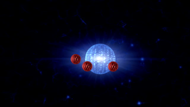 atom - quantum physics stock videos & royalty-free footage