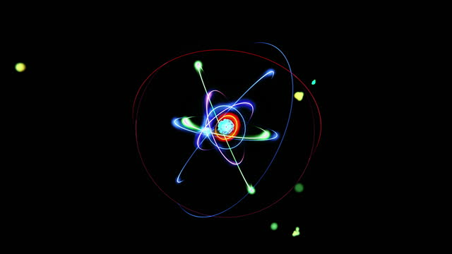 atomic spin - electron stock videos & royalty-free footage
