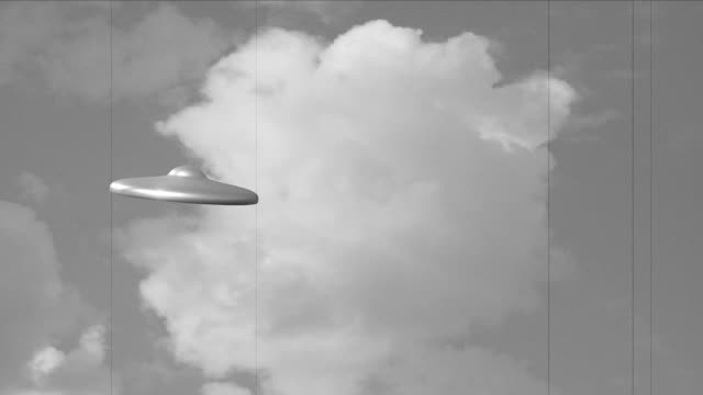 ufo attack old film - 1950 stock videos & royalty-free footage