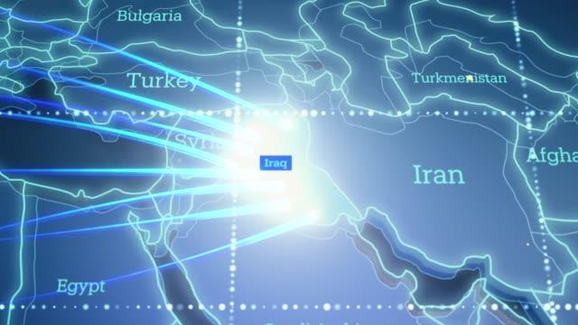 usa attack to iraq - 4k - air raid stock videos & royalty-free footage