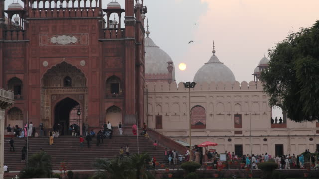 attractions in lahore , pakistan - punjab pakistan stock videos & royalty-free footage