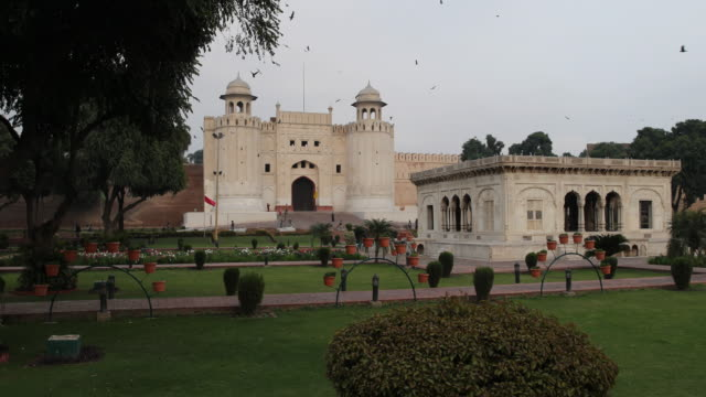 attractions in lahore , pakistan - lahore pakistan stock videos & royalty-free footage