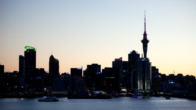 TIME LAPSE: Auckland New Zealand