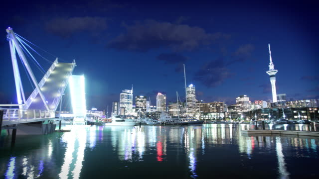 auckland, new zealand - waterfront stock videos & royalty-free footage