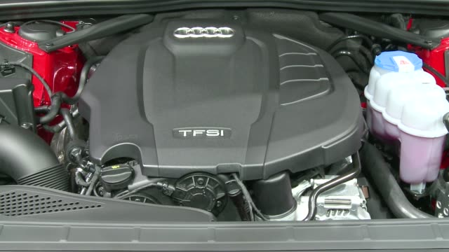 audi a4 quattro - engine - engine stock videos & royalty-free footage