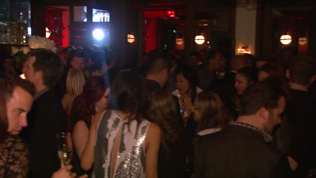 ATMOSPHERE Audi Celebrates Golden Globes Weekend 2014 at Cecconi's Restaurant on in Los Angeles California