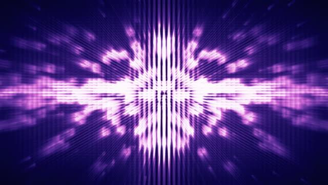 Audio-Wave Hintergrund Loop