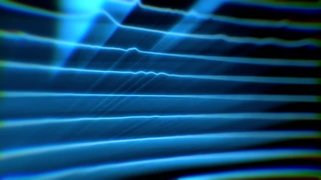 vídeos y material grabado en eventos de stock de equilicizador de forma de onda de audio - frecuencia