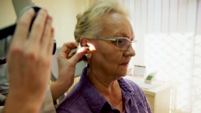 Audiology Examination