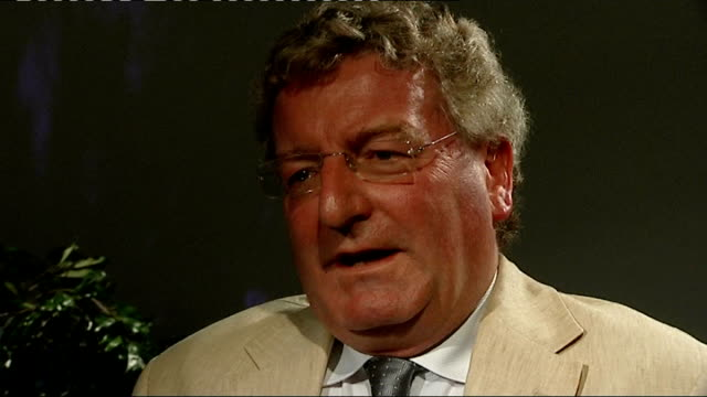 INT Michael O'Higgins interview SOT Don't recognise Pickles description of the Audit Commission