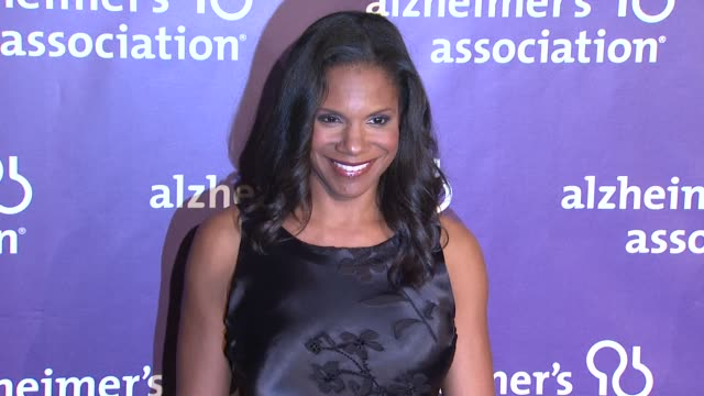 Audra McDonald at the 19th Annual 'A Night At Sardi's' Benefitting The Alzheimer's Association at Beverly Hills CA