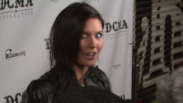 Audrina Patridge at the DCMA Collective Celebrates Grand Opening of Flagship Store on March 15 2008