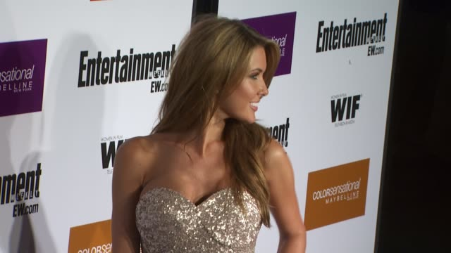 audrina patridge at the entertainment weekly - women in film pre-emmy party at west hollywood ca. - pre emmy party stock videos & royalty-free footage