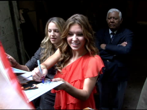 vídeos de stock e filmes b-roll de audrina patridge in new york at the celebrity sightings in new york at new york ny - atlântico central eua