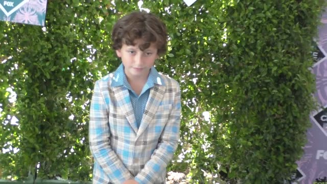 august maturo arriving to the 2016 teen choice awards at the forum in los angeles on july 31 2016 in los angeles california - maturo stock videos & royalty-free footage