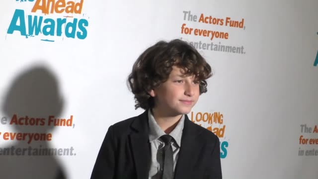 august maturo at the actors fund's 2016 looking ahead awards on december 06 2016 in los angeles california - maturo stock videos & royalty-free footage