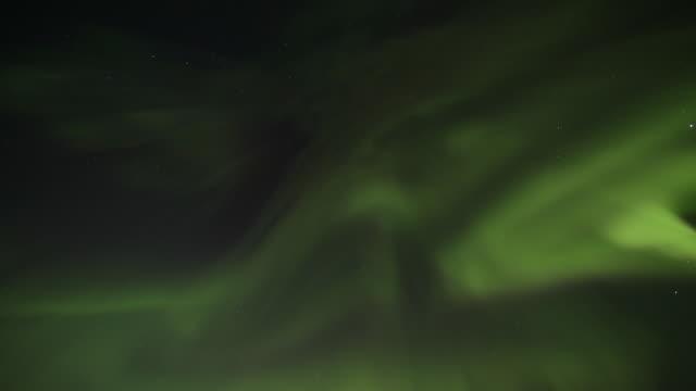 aurora borealis detail. - abstract stock videos & royalty-free footage