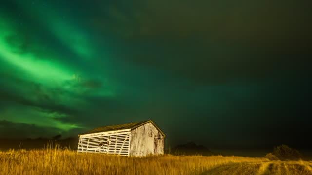 T/L Aurora Borealis in Iceland