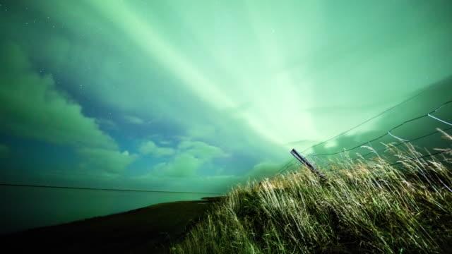 T/L 8K Aurora Borealis in IJsland