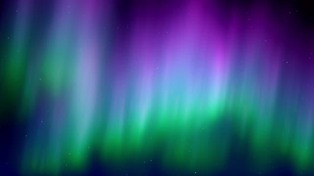 aurora borealis motion background - polarlicht stock-videos und b-roll-filmmaterial