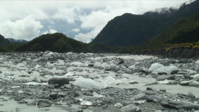 WS Austere Glacial Greek / Franz Josef Glacier, New Zealand