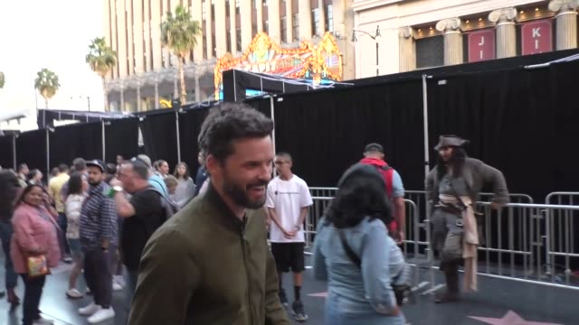 austin nichols outside the spider-man far from home premiere at tcl chinese theatre in hollywood in celebrity sightings in los angeles, - tcl chinese theatre stock videos & royalty-free footage