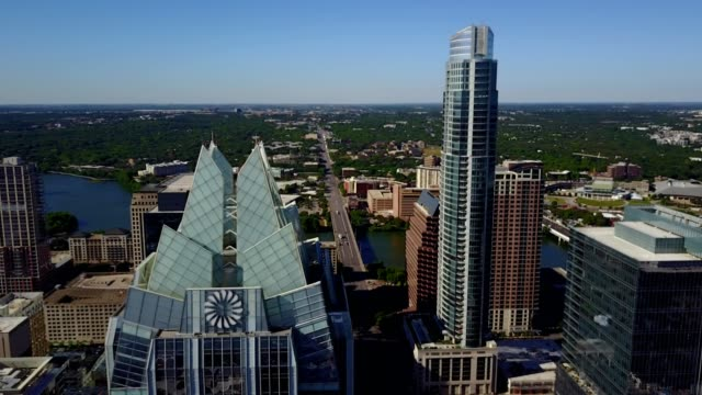 stockvideo's en b-roll-footage met austin texas downtown - austin texas