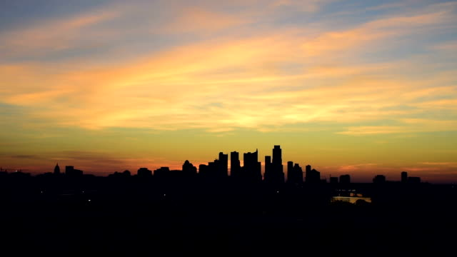 austin texas silhouette timelaspe morning sunrise epic downtown capital city scene - texas state capitol building stock videos & royalty-free footage